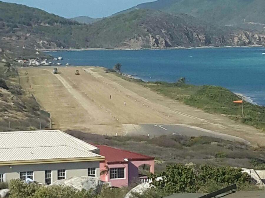 virgin gorda transport runway 3